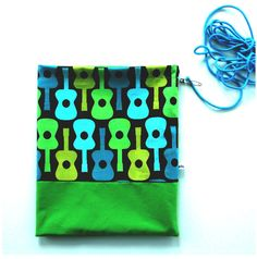 Gift bag from a fabric. Pattern & Tutorial