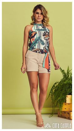 757 best cute shorts outfits images in 2019 Cute Outfits With Shorts, Short Outfits, Summer Outfits, Short Dresses, Casual Wear, Casual Outfits, Fashion Outfits, Womens Fashion, Denim Look