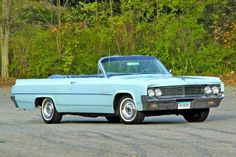 1963 Oldsmobile Dynamic Eighty-Eight Convertible