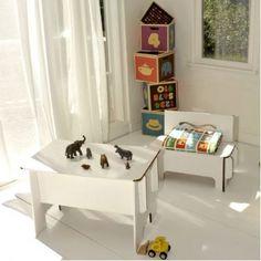 cardboard kids furniture play