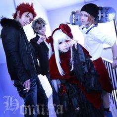 k project kimina(姫美那) Anna Kushina Cosplay Photo - WorldCosplay