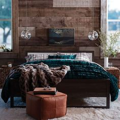 Simple room: ideas for decorating a room with few features - Home Fashion Trend Dream Rooms, Dream Bedroom, Home Bedroom, Master Bedroom, Bedroom Decor, Bedroom Corner, Girls Bedroom, Cosy Home, Bedroom Inspo