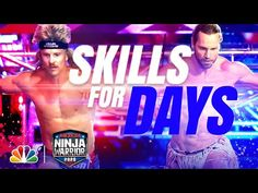 Grant McCartney vs. Chad Flexington: All-Star Special - American Ninja Warrior - YouTube American Ninja Warrior, All Star, Challenges, Neon Signs, Stars, Day, Youtube, Sterne, Star