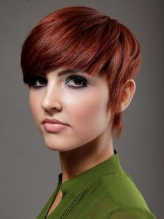 Ten Best Quick Hairstyles For Square Faces - http://www.weddingdesigntips.com/hairstyle-tips/ten-best-quick-hairstyles-for-square-faces.html