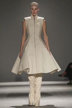 Gareth Pugh #RTW #Fall2014 #Paris #PFW #fashion #runway