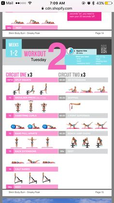 bikini body workout plan at home - Bikini Body Guide Kayla Workout, Kayla Itsines Workout, Sweat Workout, Workout Schedule, Workout Routines, Workout Plans, Bikini Body Diet, Bikini Body Workout Plan, Bikini Body Guide