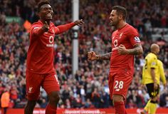 The manager on signs of a 'really good combination' between @D_Sturridge and @IngsDanny: http://www.liverpoolfc.com/news/first-team/194812-brendan-buoyed-by-ings-sturridge-combination… #LFC
