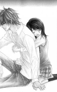 Les 40 Meilleures Images Du Tableau Couple Mangas Sur Pinterest