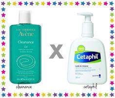 batalha-cetaphil-cleanance-avene-gel-de-limpeza-peles-sensiveis-acneicas-oleosas