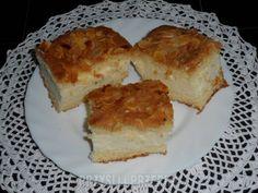 """Ciasto """"użądlenie pszczoły"""". Tiramisu, Cheesecake, Pie, Ethnic Recipes, Food, Torte, Cake, Cheesecakes, Fruit Cakes"""