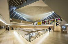 Museo del Diseño de Londres / OMA + Allies and Morrison + John Pawson