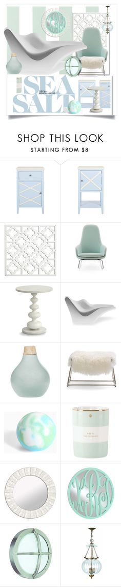 """""""Untitled #877"""" by forkelly1 ❤ liked on Polyvore featuring interior, interiors, interior design, home, home decor, interior decorating, Safavieh, Wall Pops!, Normann Copenhagen and Redford House"""