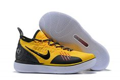 quality design dde19 5b7a5 Buy Mens Nike KD 11 Bruce Lee Tour Yellow Black Basketball Shoes Online-4  Black