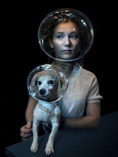 Temptation of Void: Bizarre Family Portraits by Alexei Sovertkov #inspiration #photography