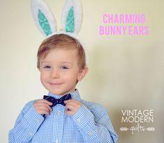 Charm-ing Bunny Ears « Moda Bake Shop