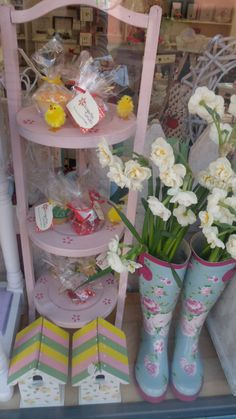 easter displays