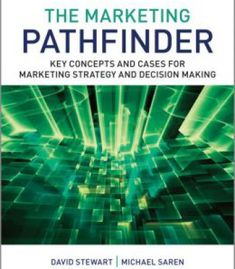 Management 12th edition by richard l daft author isbn 13 978 the marketing pathfinder key concepts and cases for marketing strategy and decision making pdf fandeluxe Gallery