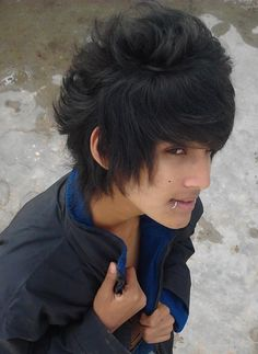 Latest 20 Hot EMO Hairstyles for Guys 2016