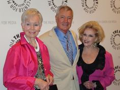 soap opera royalty!  AS THE WORLD TURNS!!!! LOVED IT!!!