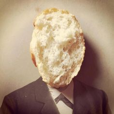 Susana Blasco This is how I see men. Collages, Collage Art, Photomontage, Bread Head, Sweet Station, Collage Making, Glitch Art, Medium Art, Design Art