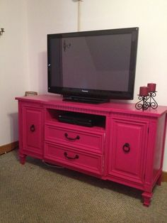 How to make a drawer / dresser. Revamped Dresser Into A Tv Stand - Step 4