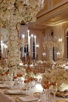 ethereal reception | 10 Outrageous wedding receptions