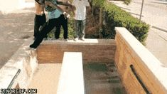 """The 50 Greatest """"Epic Win"""" GIFS In The History of the Internet,,parkour-compressor"""