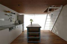 sandwich_casa_decoracion_estrecha_minimalista5.jpg - Decoración de Interiores | Opendeco