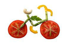 vegetables bicycle Wallpaper Download in 1680x1050 Resolution