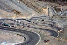 Cordilheira dos Andes, fronteira entre Argentina e Chile - Pesquisa do Google