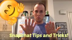 Snapchat Tricks and Tips 2016 | How to Make Videos on SNAPCHAT with NO HANDS!