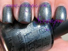 OPI: Swiss Collection Fall 2010 - Lucerne-tainly Look Marvelous!