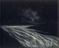 Look for the Glacier at Night karinna gomez