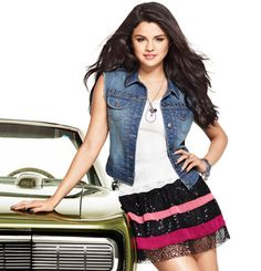 """Dream Out Loud by Selena Gomez exclusively at Kmart. She says she's doing """"something fun...in White Plains, NY!"""" November 9, 2012."""