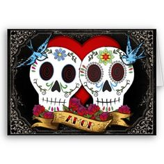 1000 Images About Valentines Skulls Uplate On Pinterest