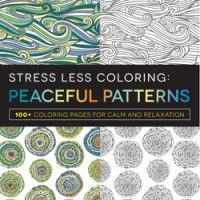 Stress Less Coloring Peaceful Patterns