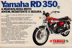 Image result for yamaha rd 250 1975