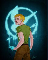 Hunger Games: Peeta Mellark