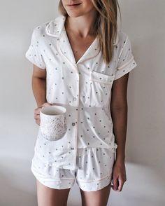 cute pajamas cozy pj's Sara la noticia del día Pajamas For Teens, Summer Pajamas, Cozy Pajamas, Pajamas For Women, Teen Pjs, Cute Pjs For Women, Satin Pyjama Set, Satin Pajamas, Cute Sleepwear