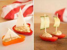 Edible ships