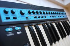 MATRIXSYNTH: Novation BassStation
