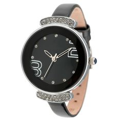 Internship Fashion, French Women Style, Leather Watch Bands, Smart Watch, Gray Color, Watches, Lady, Womens Fashion, Accessories