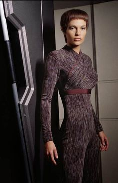 7 Hard-to-Believe Facts about T'Pol Costume from Star Trek: Enterprise continued..   World of Odd Balls