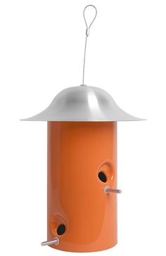 J Schatz Bistro Bird Feeders-easily done with toilet paper roll and some construction paper