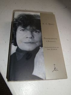 Possession  A Romance by A. S. Byatt 2000, HCDJ Modern Library