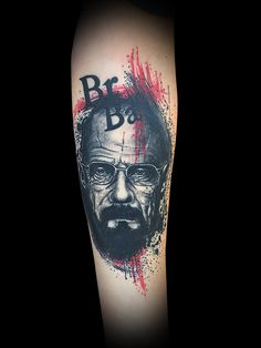 Heisenberg on Behance