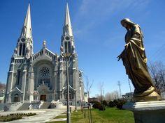 St. Anne de Beaupre Basilica - Quebec