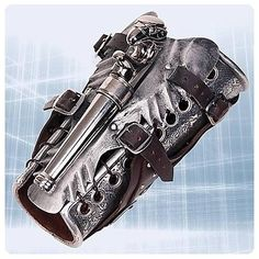 Assassin's Creed Armored Vambrace with Gun