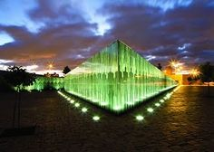 """Plaza and Monument of the Fallen """"Plaza y Monumento de los Caídos"""" - Bogota, Colombia. A memorial dedecated to fallen heros during combat."""