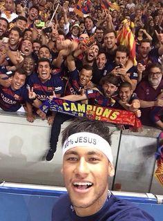 Love this guy #Neymar
